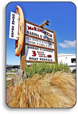 McKinley's Oregon Coast Marina & RV Park