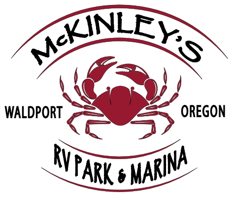 McKinley's RV Park and Marina Logo